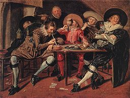 Hals,_Dirck_-_Merry_Party_in_a_Tavern_-_1628